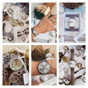 Часы и бижутерия DYRBERG/KERN