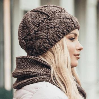 OVS шапки и шарфы