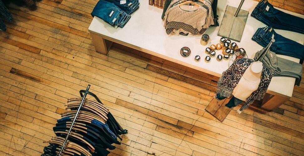 Бизнес модель ШОУРУМ брендовой одежды